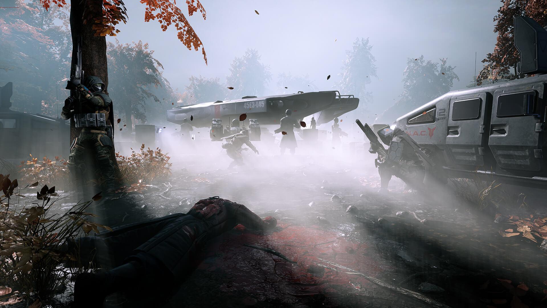 Разработчики Mutant Year Zero анонсировали тактическую игру Corruption 2029