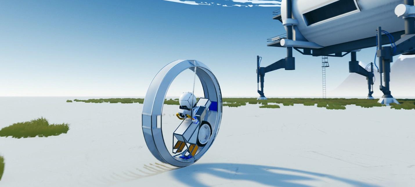 Team 17 выпустит симулятор строительства роботов Main Assembly