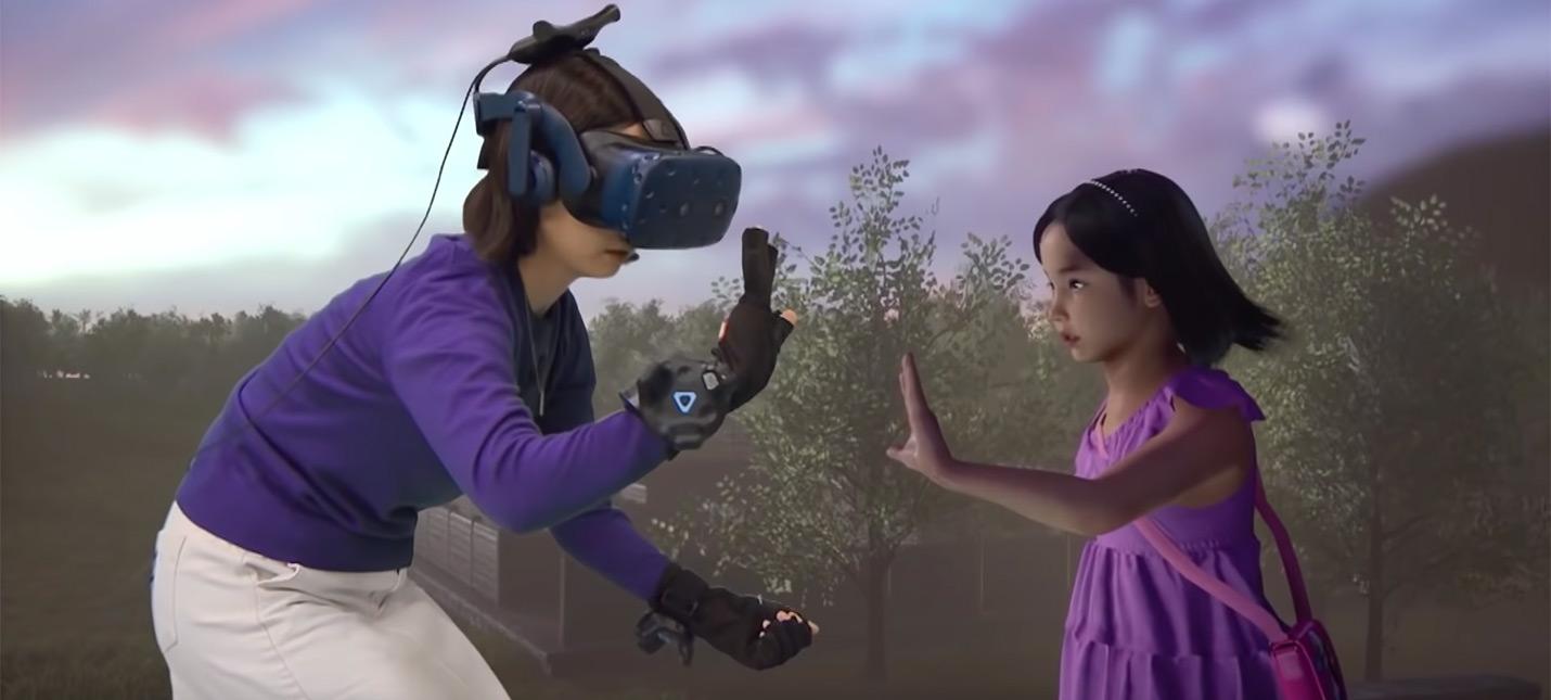 Скорбящая мать попрощалась с умершей дочкой благодаря VR