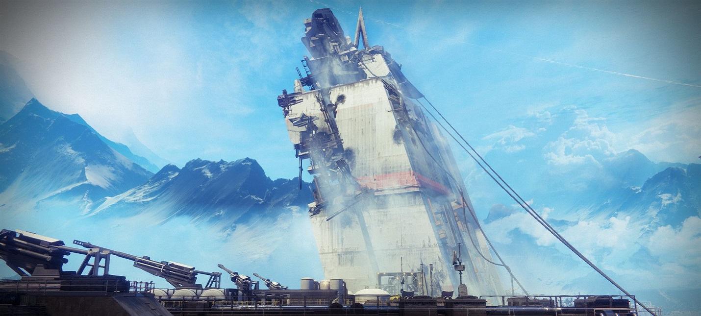 От Красти Краба до Башни из Destiny — самые высокие здания в играх и фильмах