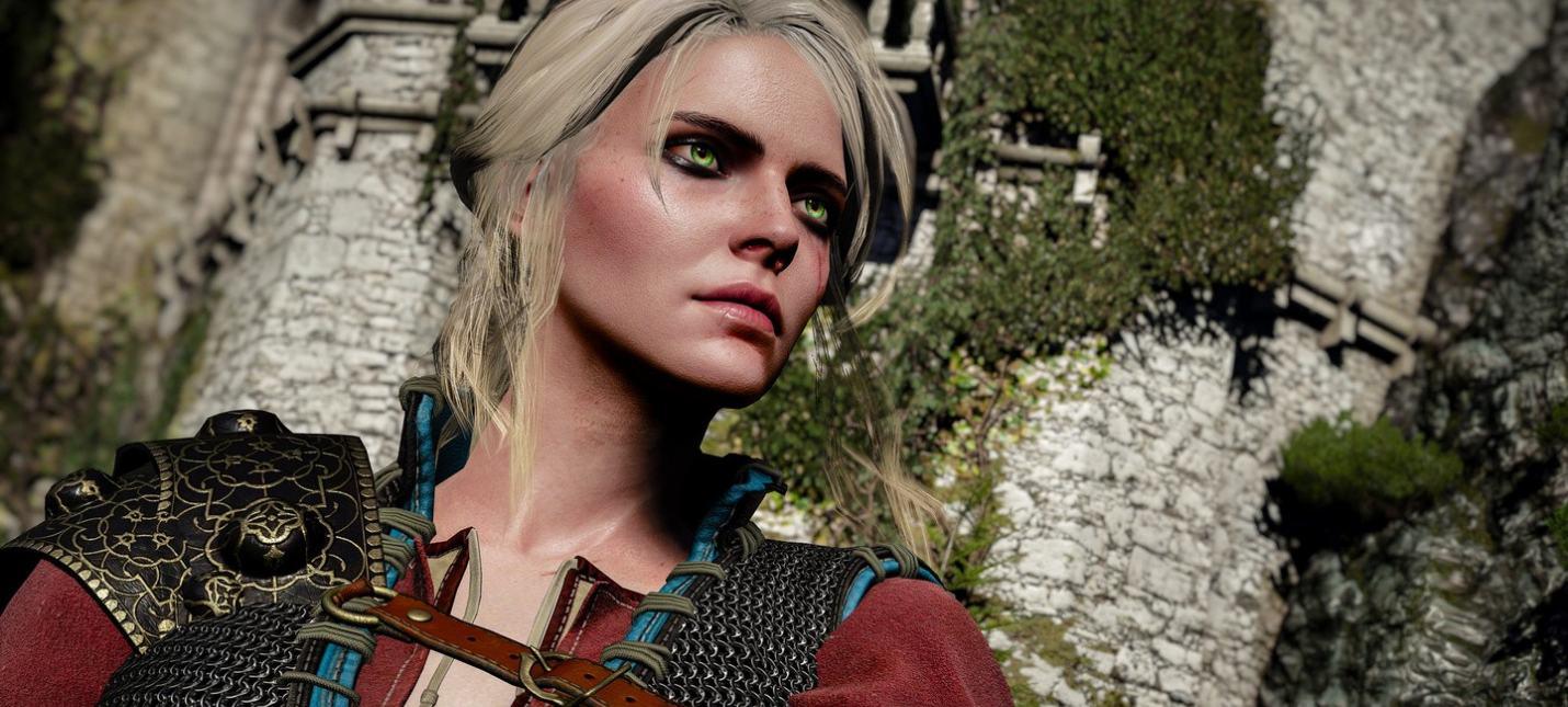 Этот мод для The Witcher 3 вводит полноценно играбельную Цири