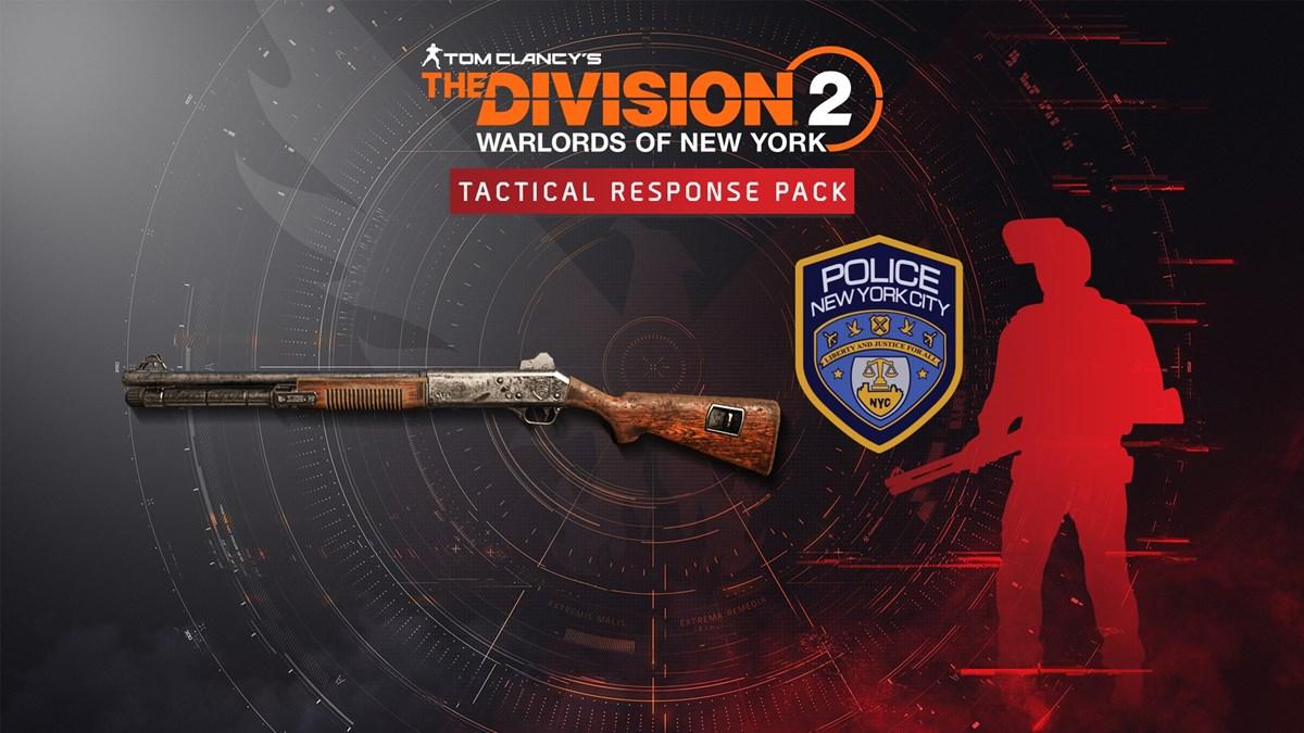 Утечка: Новый контент второго года поддержки The Division 2