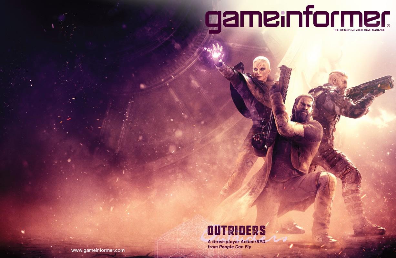 Новый трейлер Outriders, релиз в конце года