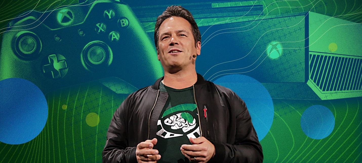 Фил Спенсер: Xbox Series X уже сейчас поддерживает тонну игр с прошлых систем