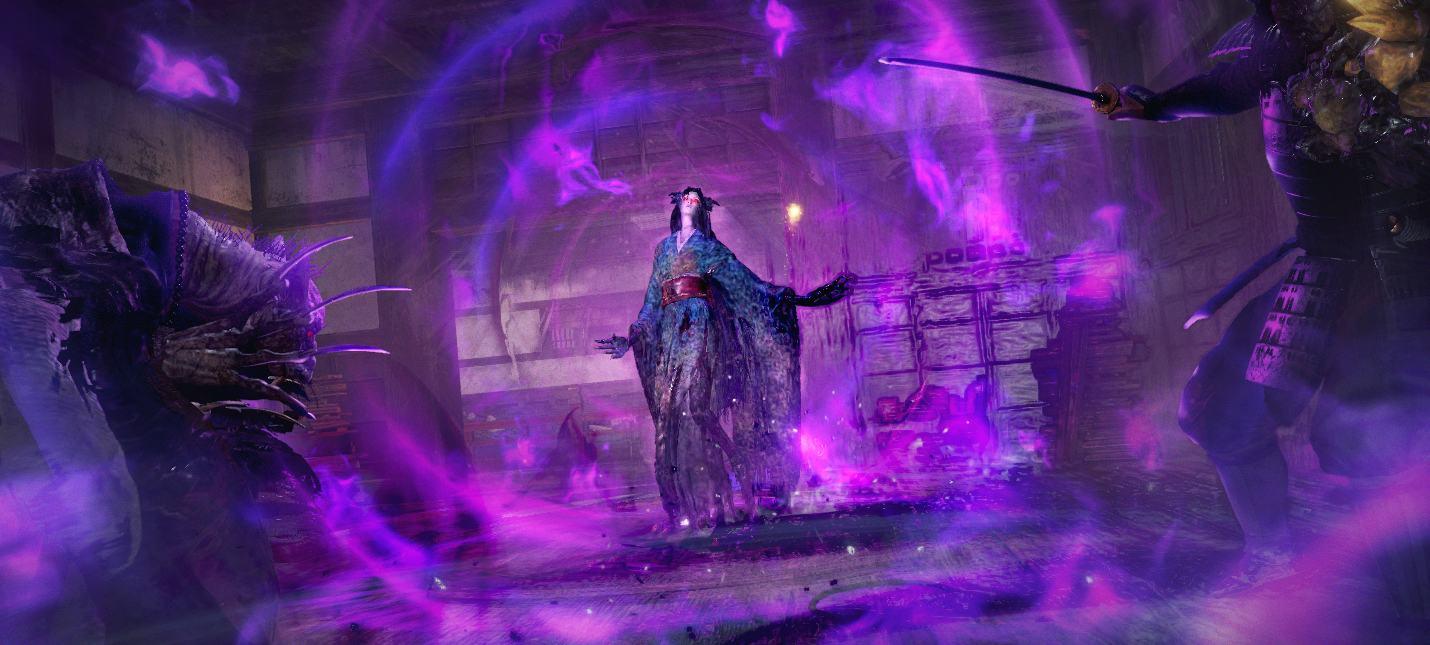 Экшен Nioh 2 ушел на золото — релиз ожидается 13 марта