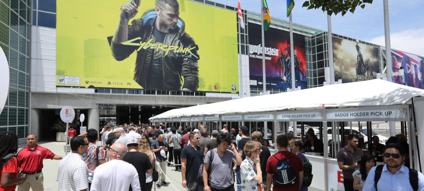 Утечка: Первый список компаний-участников E3 2020