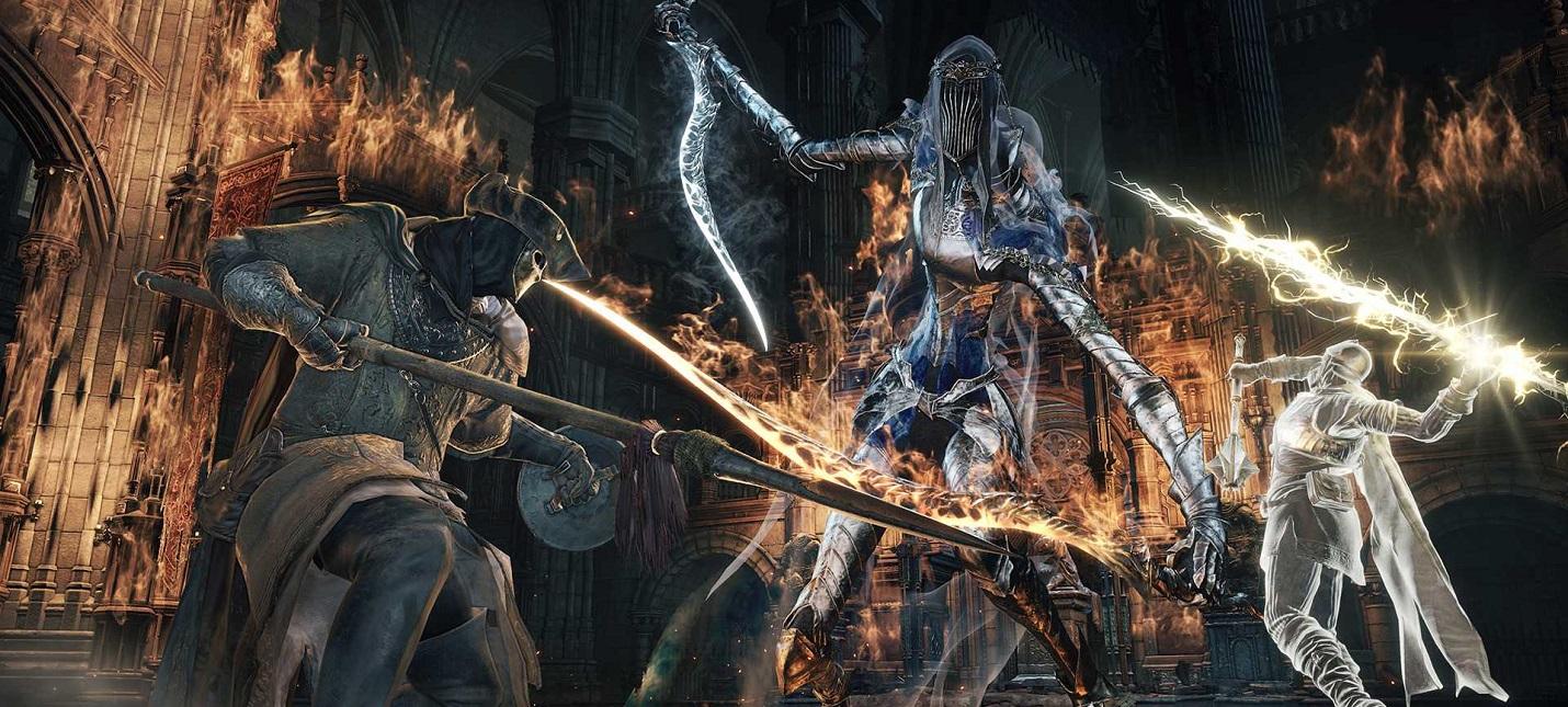 Стример-инвалид победил одного из самых сложных боссов Dark Souls 3 ртом