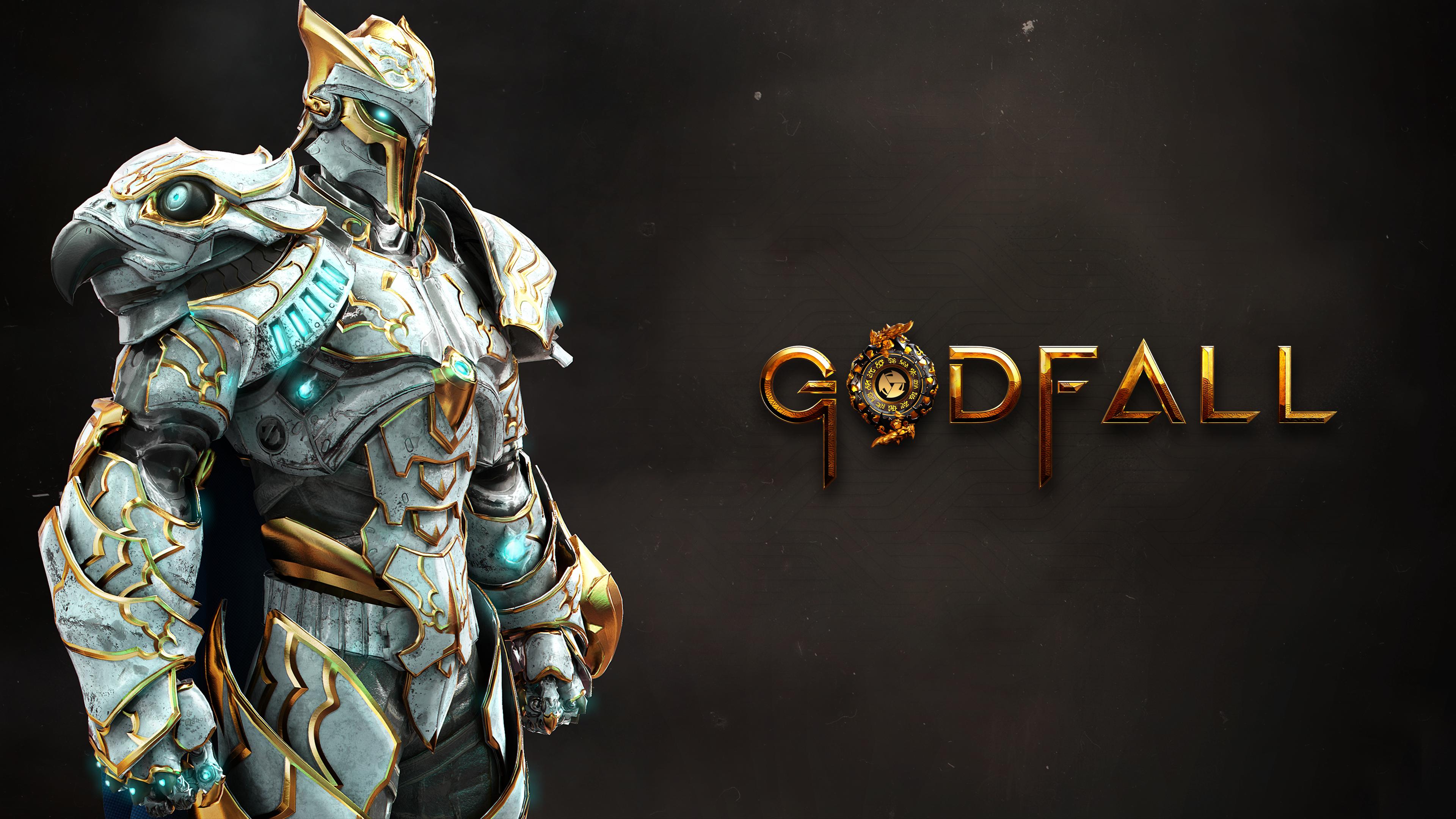"""Стартовые """"классы"""" Godfall на новых 4K-обоях"""