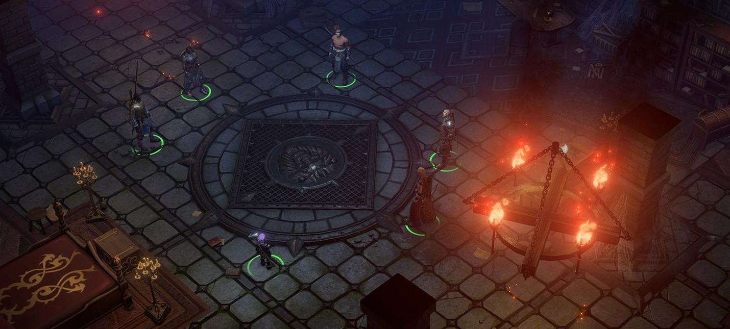 В Pathfinder: Wrath of the Righteous будет режим пошаговых боев