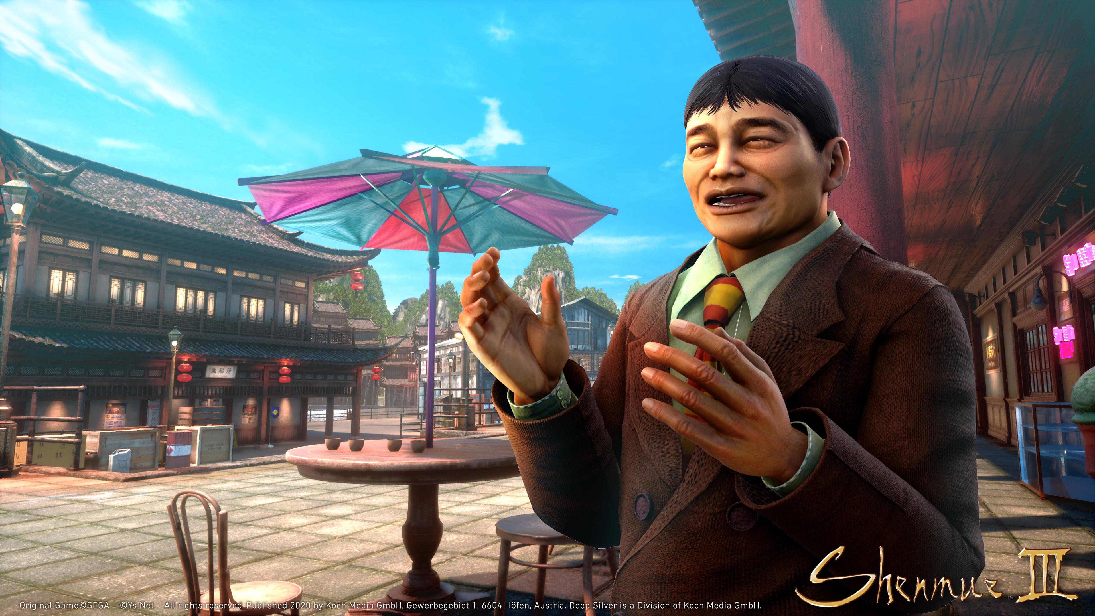Второе дополнение для Shenmue 3 выйдет 18 февраля