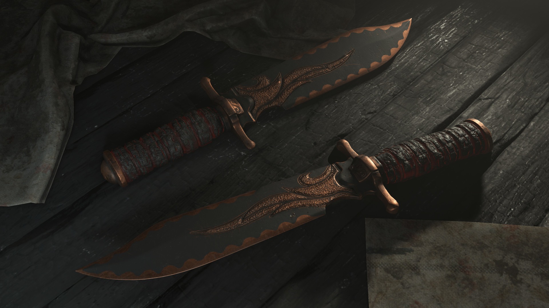 Crytek выпустила DLC для Hunt: Showdown, посвященное борьбе с пожарами