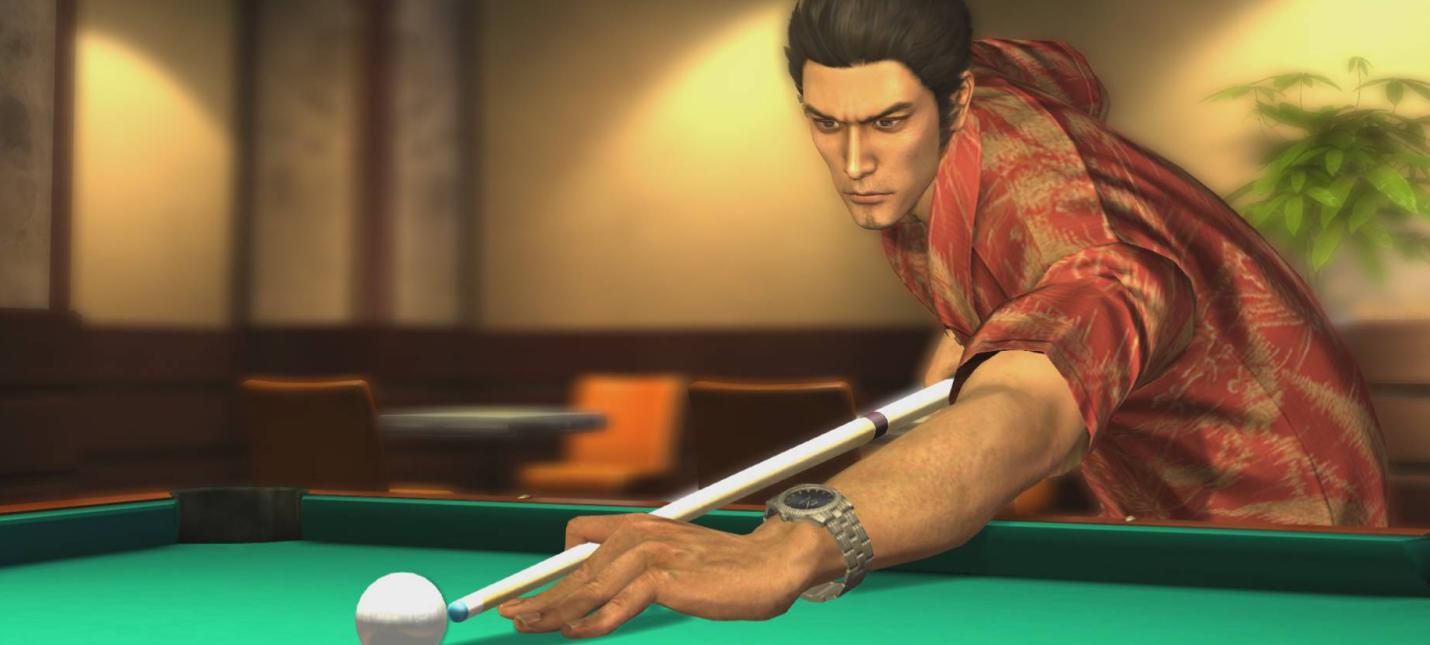 UK-чарт: Коллекция ремастеров Yakuza стартовала с третьей строчки
