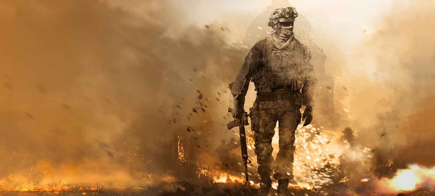 Activision заморозила экранизацию Call of Duty