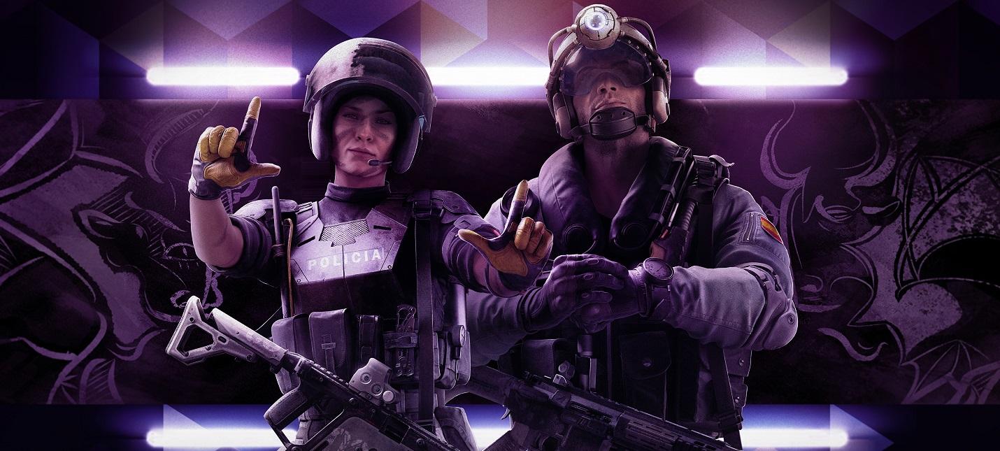 Ubisoft: Rainbow Six Siege выйдет на PS5 и Xbox Series X