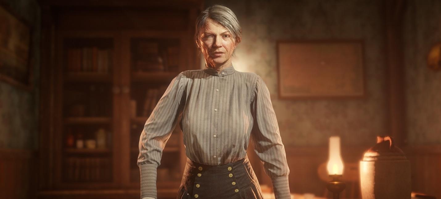 Мама актера, исполнившего роль Датча в Red Dead Redemption 2, прошла игру и написала про это трогательное эссе