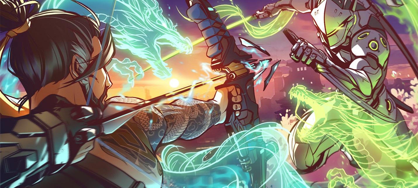 В производстве находятся мультсериал по Overwatch и аниме по Diablo
