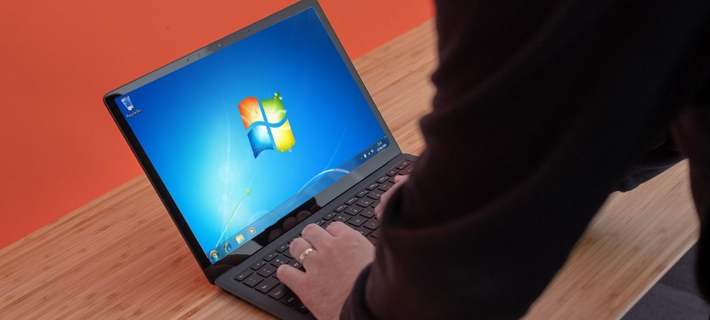 Фонд свободного ПО попросил у Microsoft исходный код Windows 7, отправив в компанию пустой жесткий диск