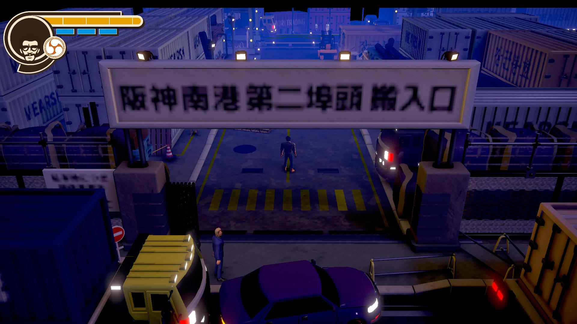 Битемап Cowboy Yakuza вышел в раннем доступе Steam