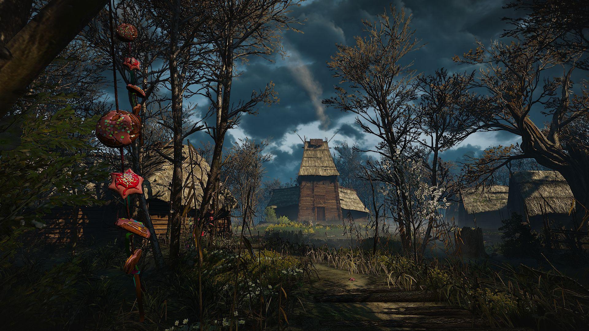 Чем вдохновлялись разработчики The Witcher 3, создавая Хозяек Леса