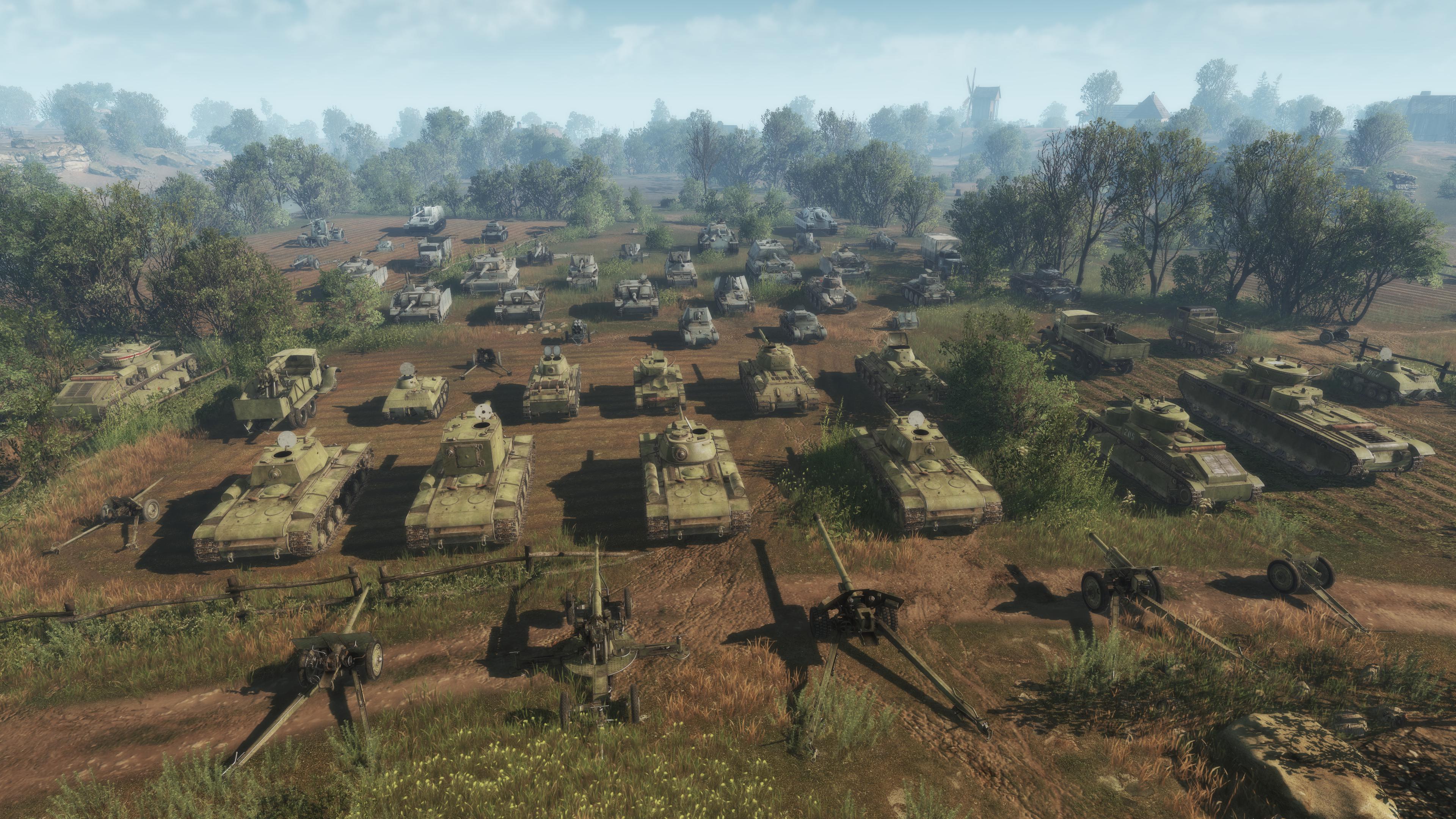 В тылу врага: Первый трейлер Men of War II Arena, закрытая бета начнется 31 марта
