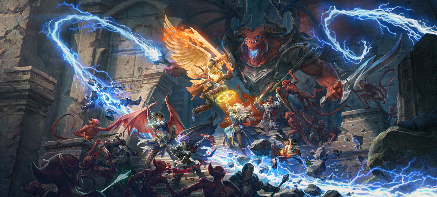 Разработчики Pathfinder: Wrath of the Righteous постараются выпустить игру без багов