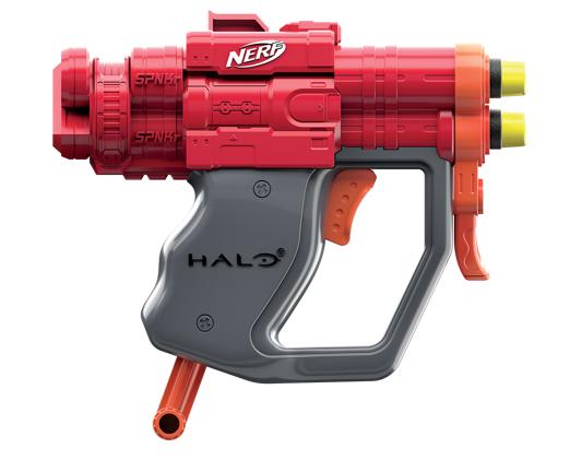 Nerf выпустит игрушечное оружие в стиле Halo Infinite