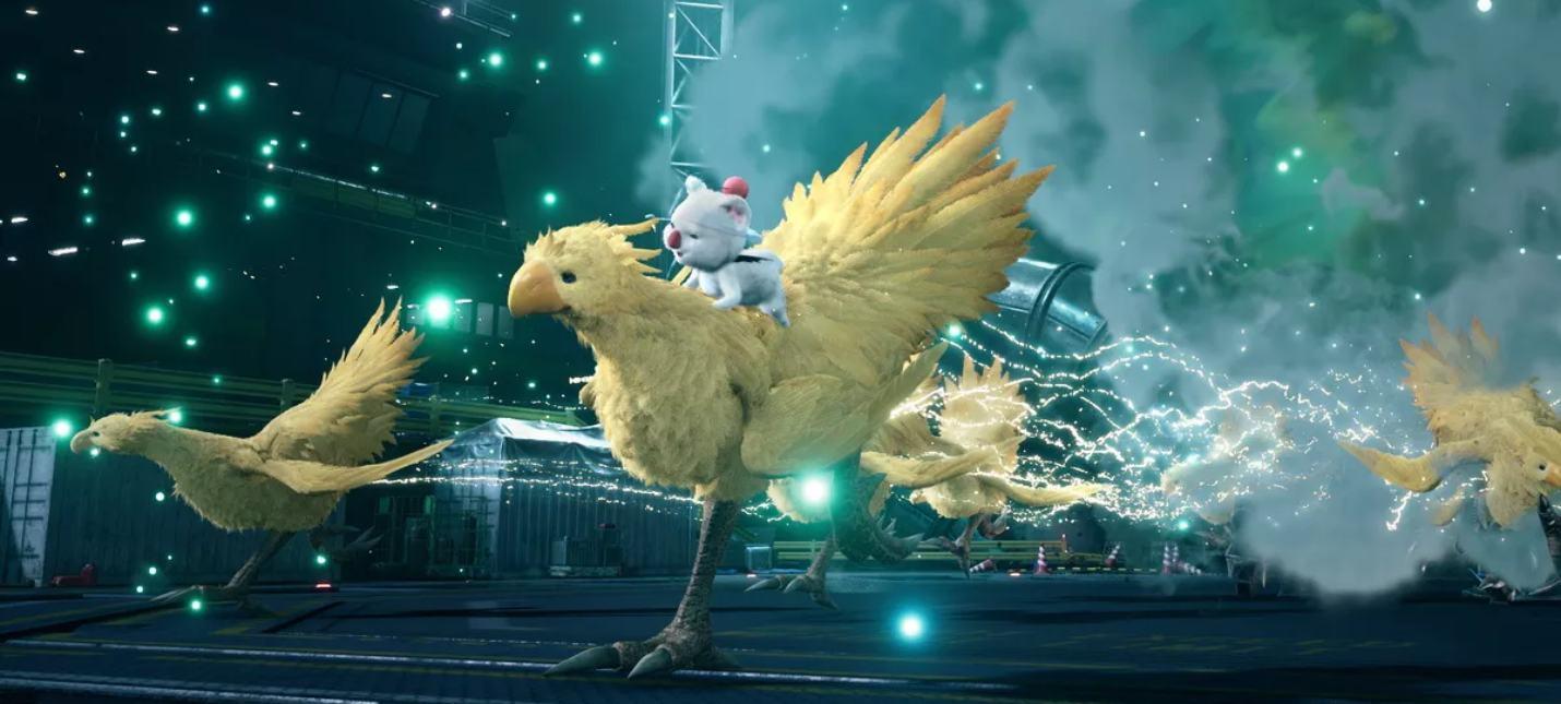 Тизеры бонусных существ ремейка Final Fantasy VII — они будут доступны за предзаказ