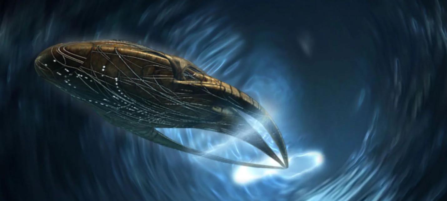 В No Man's Sky появятся живые корабли