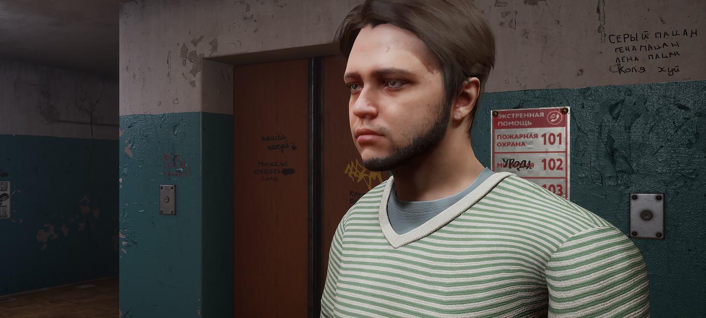Новый геймплей демо хоррор-головоломки Twin Soul