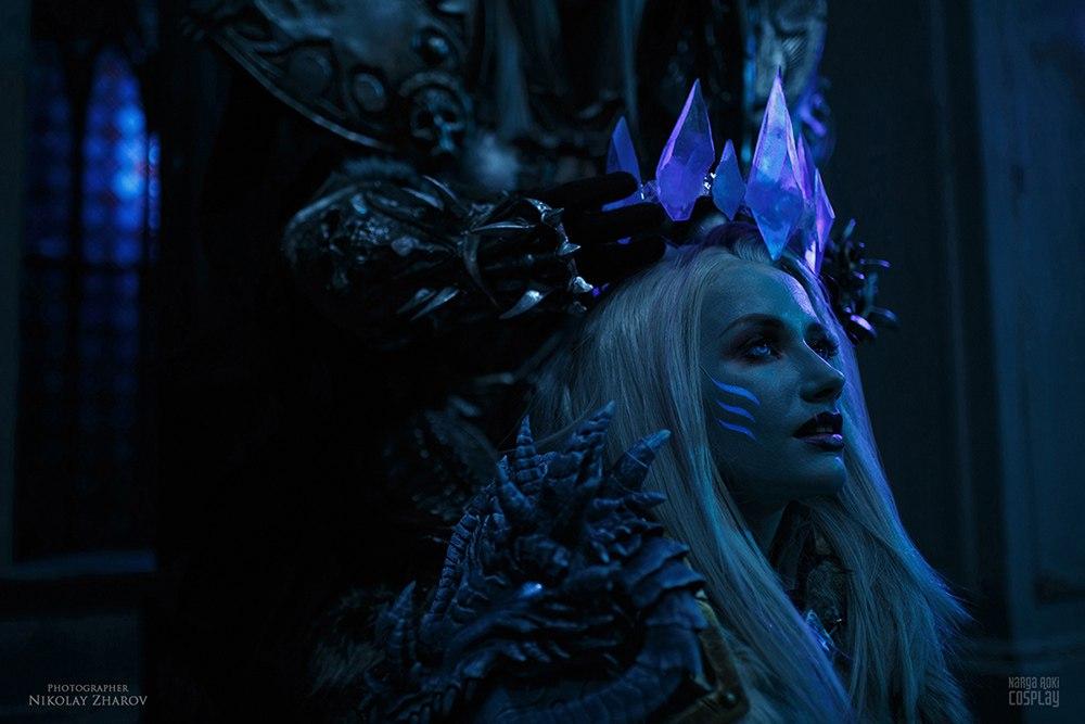 Пятничный косплей: World of Warcraft, League of Legends и Lollipop Chainsaw