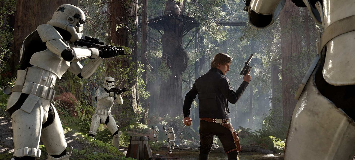Kotaku: В прошлом году EA отменила разработку спин-оффа Star Wars Battlefront