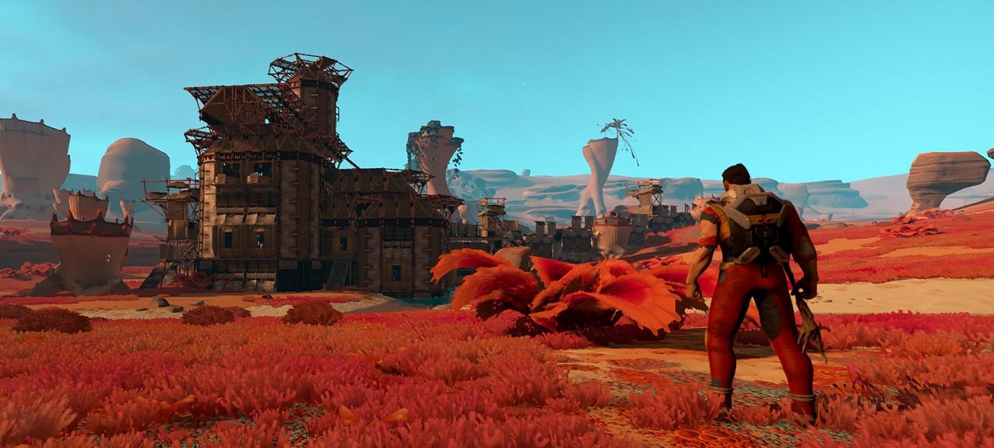 Выживание на чужой планете в новом трейлере MMO-сурвайвала Population Zero