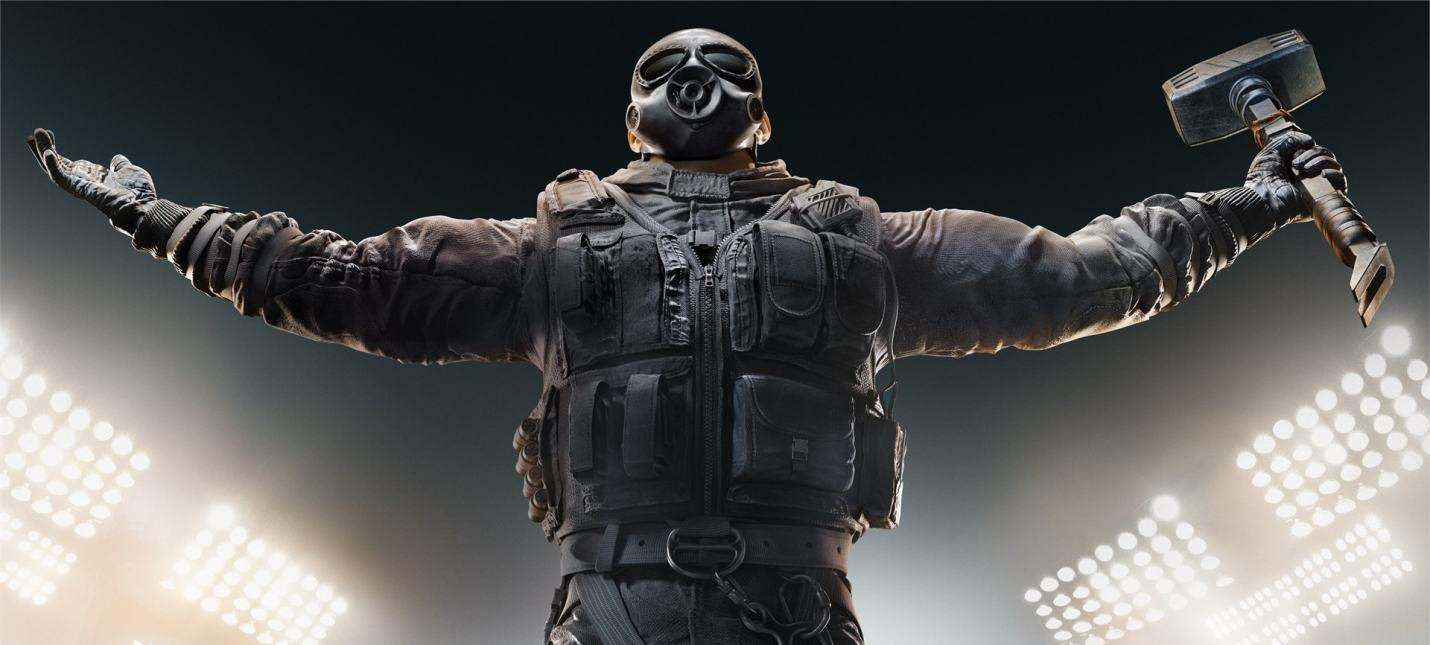 Rainbow Six Siege установила новый рекорд по числу одновременных игроков