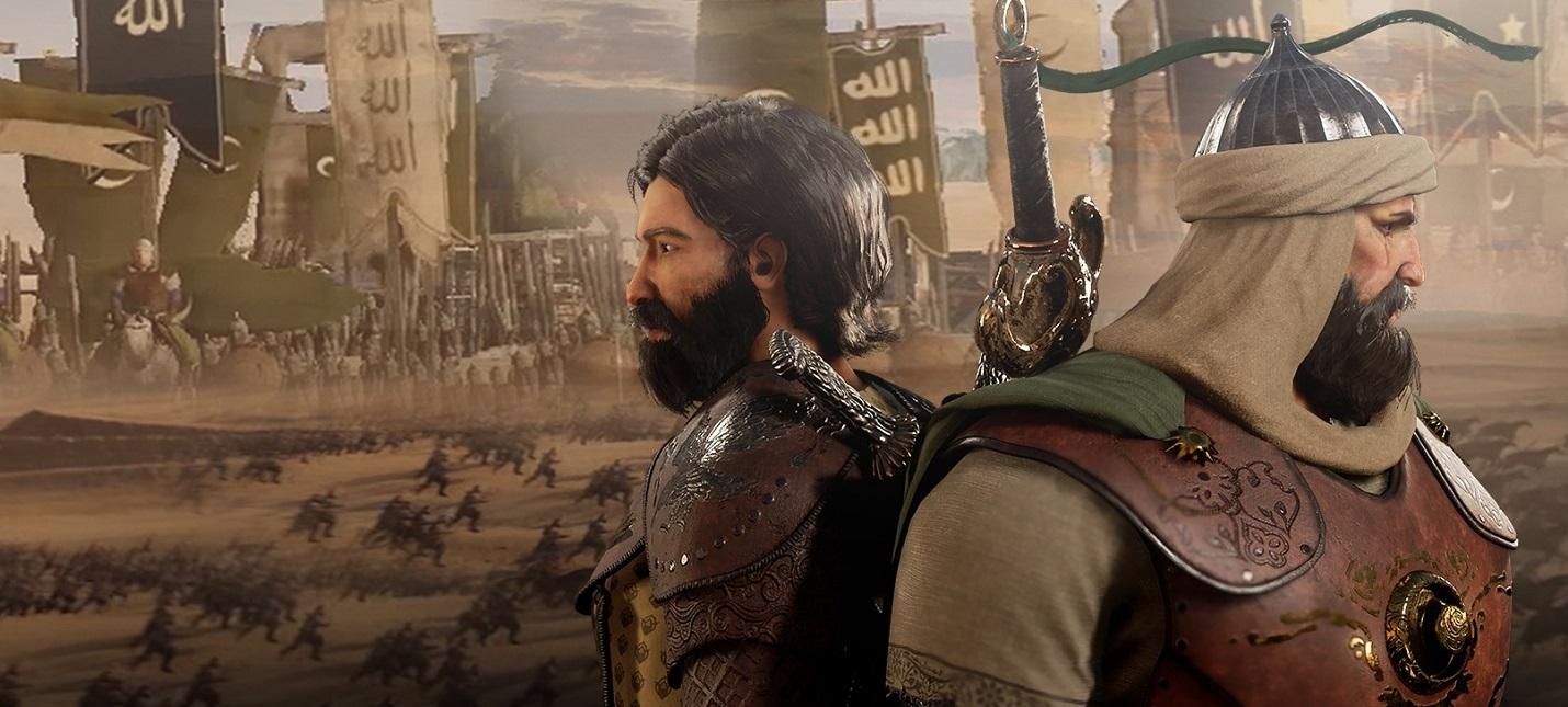 Красота средневековой Персии в новом трейлере Knights of Light: The Prologue