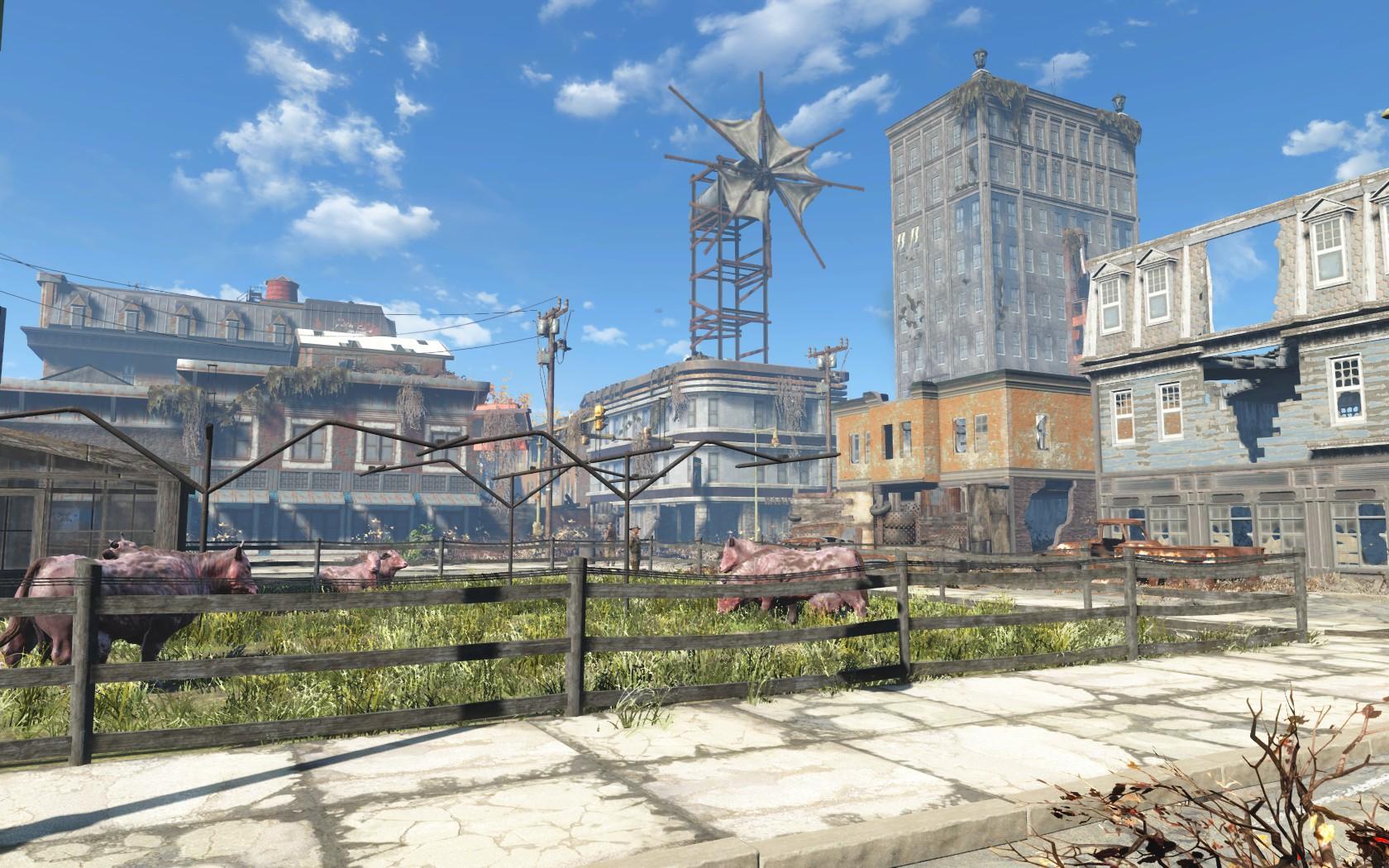 От Майами до Кус-Бэй — как моддеры строят альтернативную Америку в Fallout