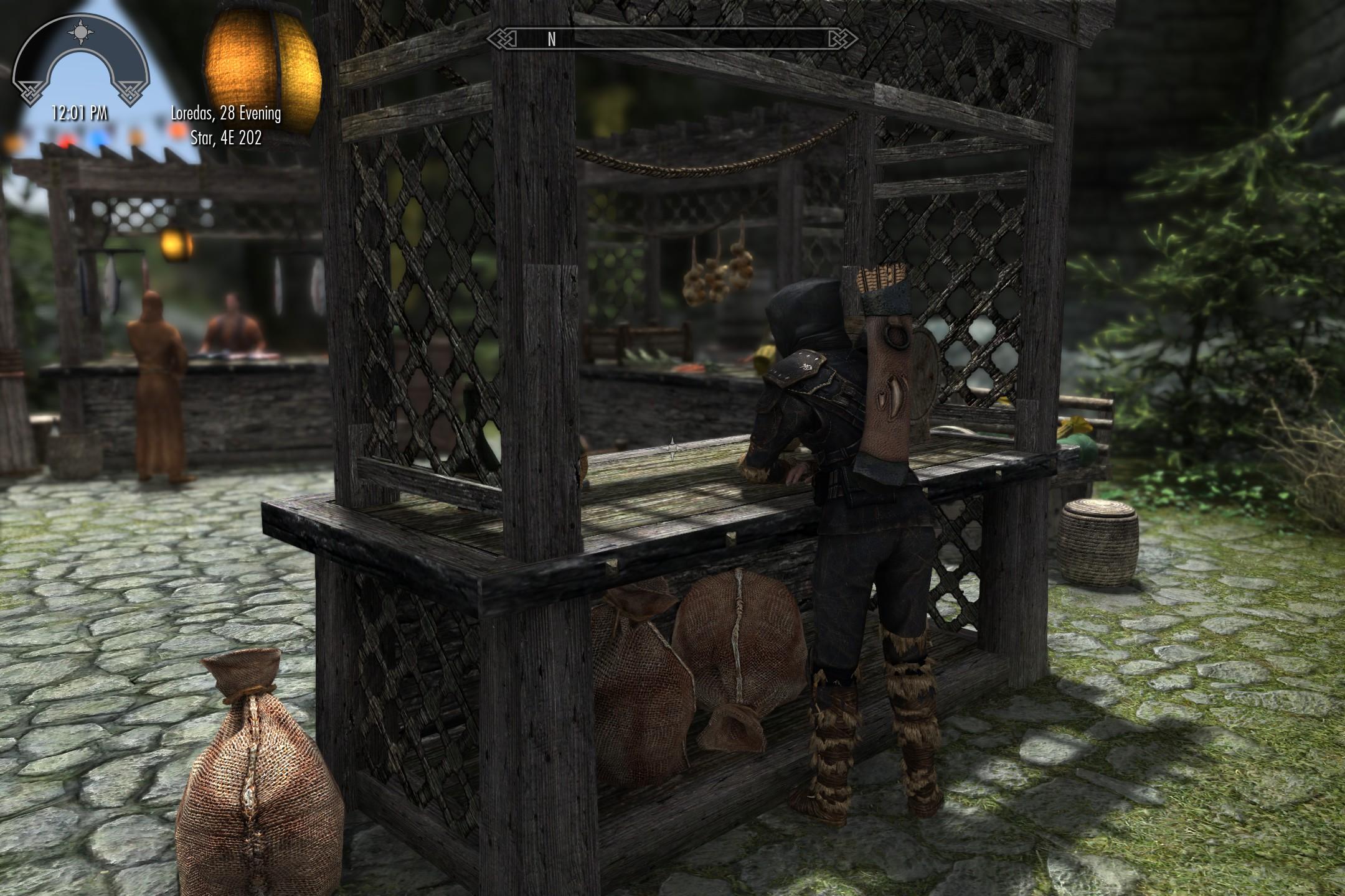Новый мод Skyrim позволяет игроку пожить жизнью простого NPC