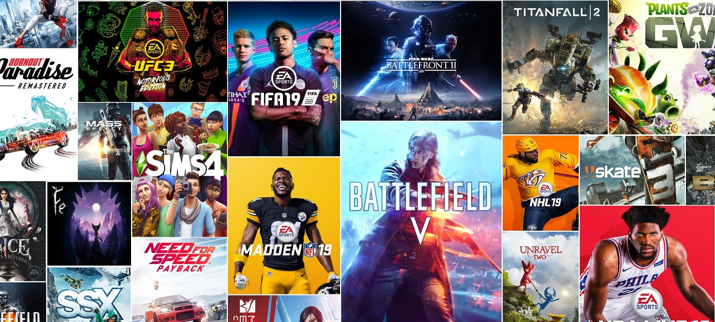 EA не будет участвовать в GDC 2020 из-за коронавируса