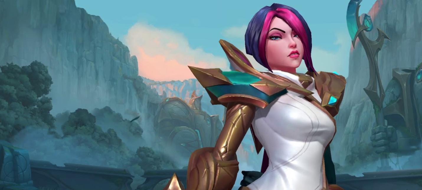Riot Games выбрала Unity в качестве движка для Legends of Runeterra и Wild Rift