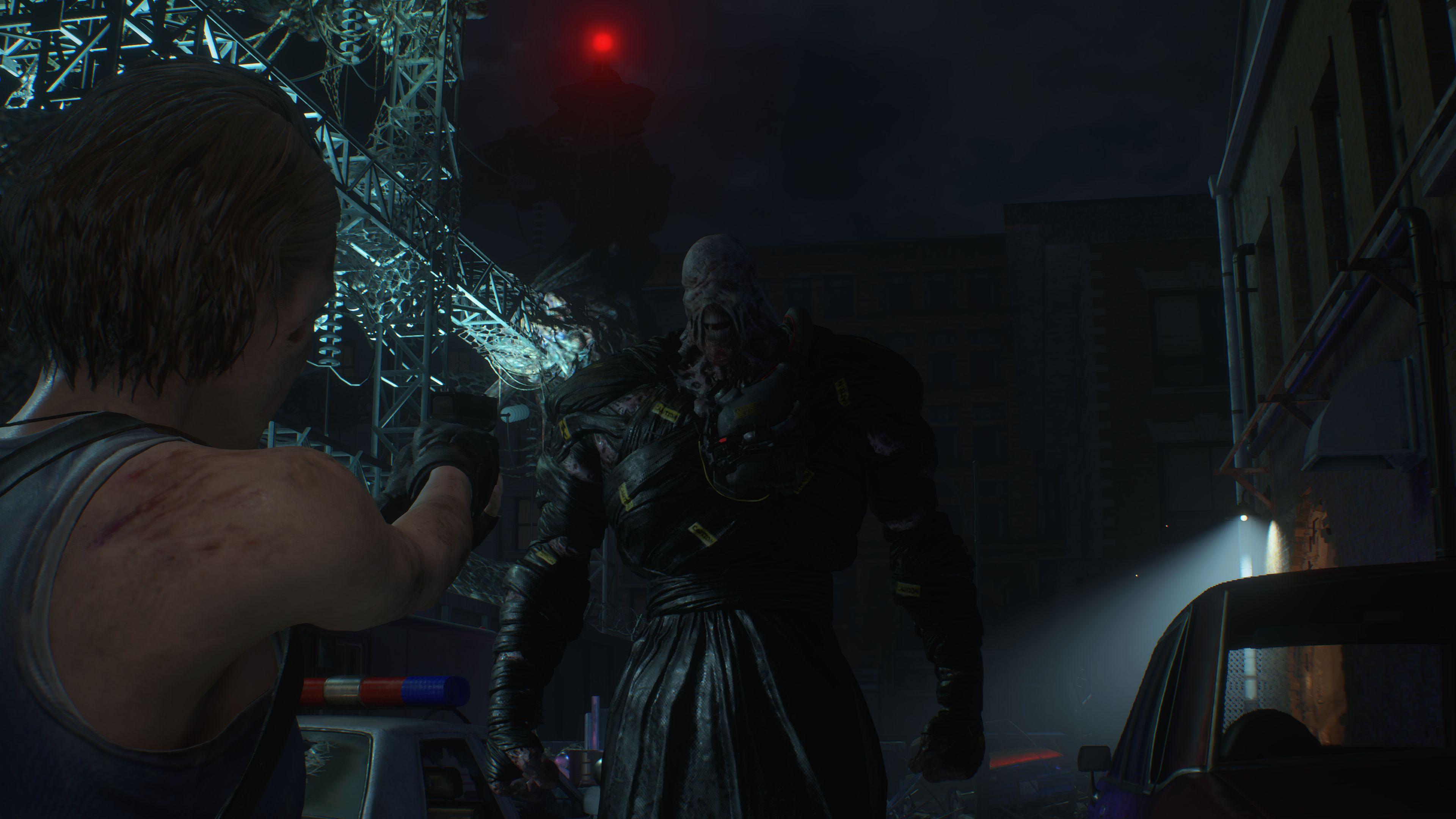 Масса геймплея, скриншотов и концепт-артов ремейка Resident Evil 3