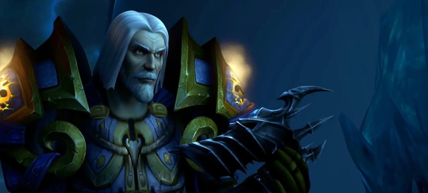 Фанаты выпустили ремастер-версию одной из кат-сцен World of Warcraft