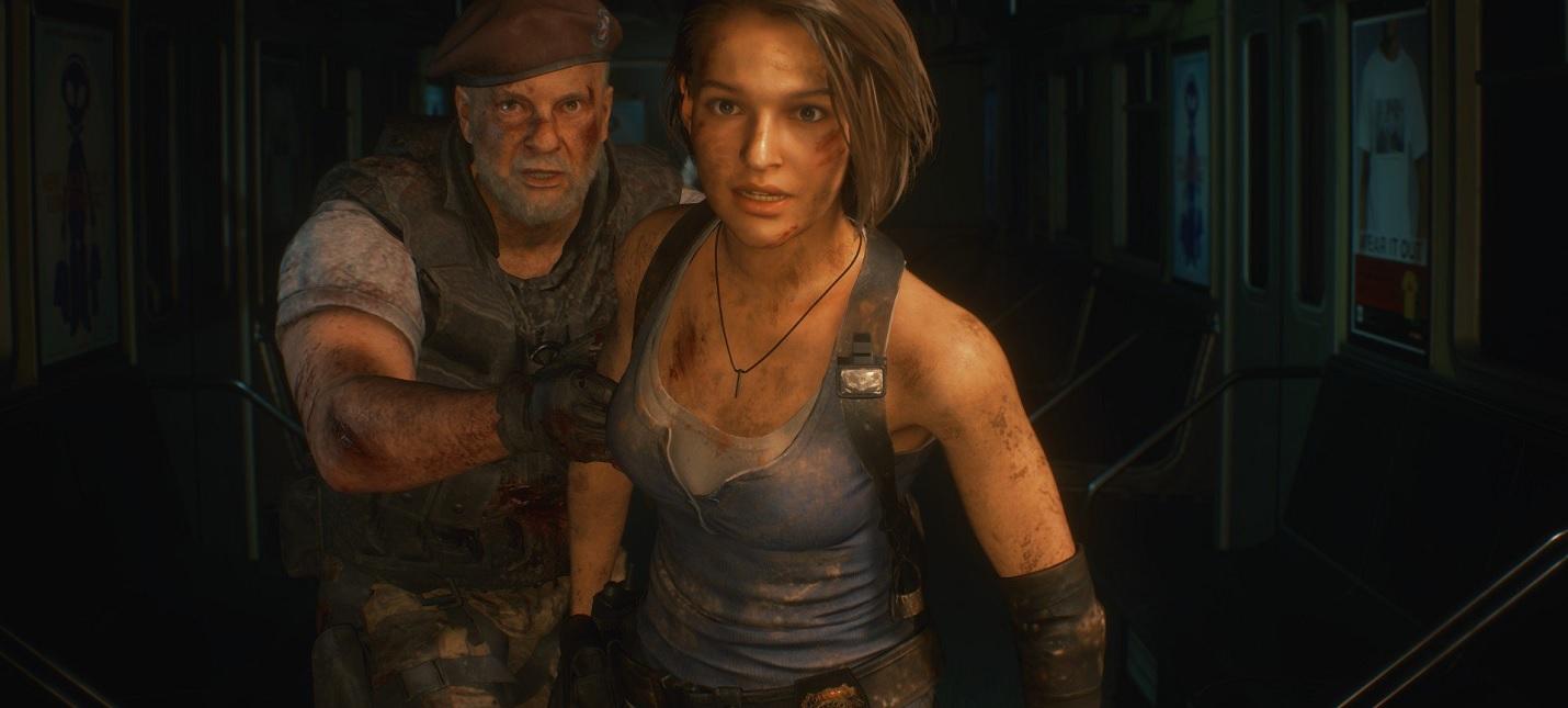 Сравнение ремейка Resident Evil 3 и оригинальной игры