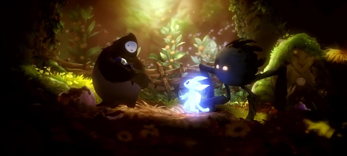 Масса геймплея и первые впечатления от Ori and the Will of the Wisps