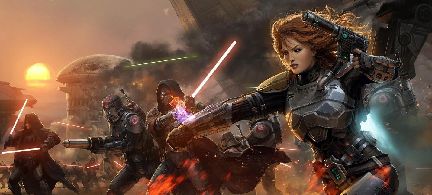 Джейсон Шрайер: EA не занимается переосмыслением KOTOR