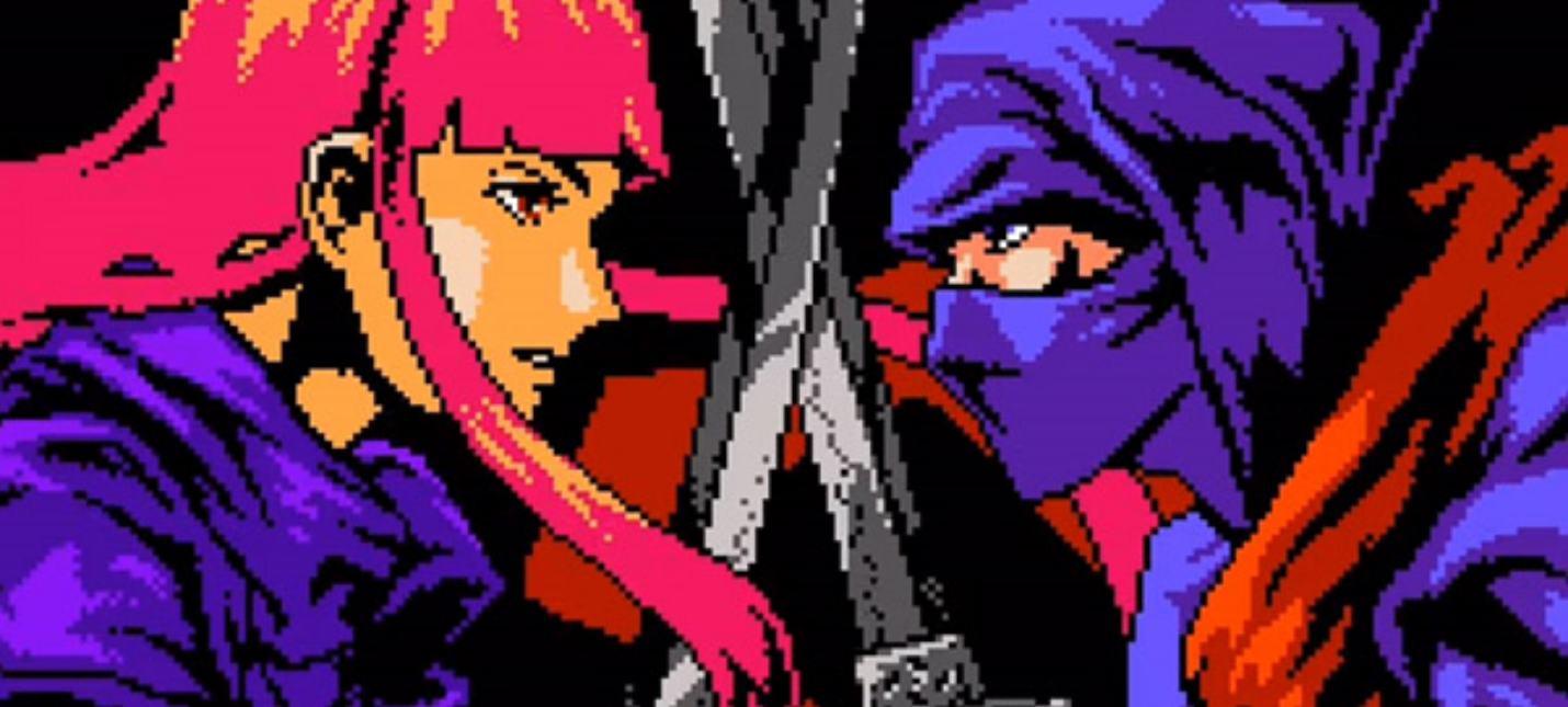 Мир в упадке —  сюжетный трейлер 2D-платформера Cyber Shadow