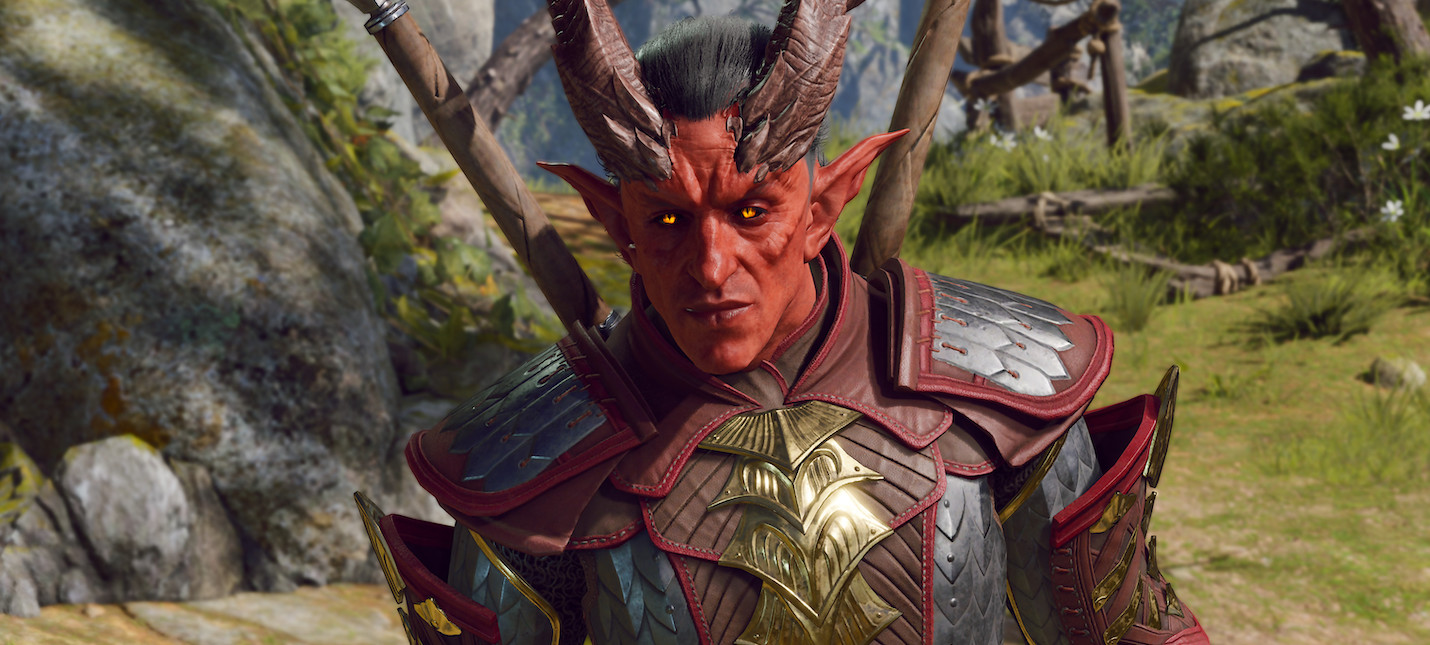 Утечка: Скриншоты Baldur's Gate 3
