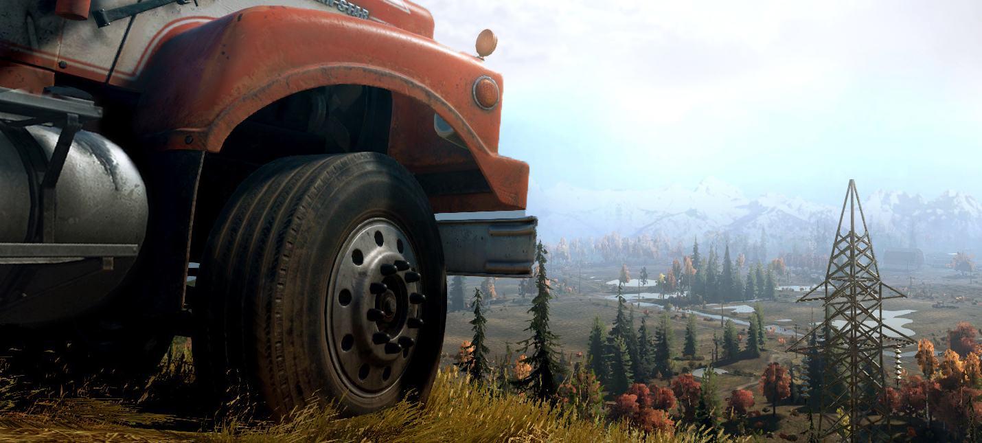 Кастомизация техники в новом геймплейном трейлере SnowRunner