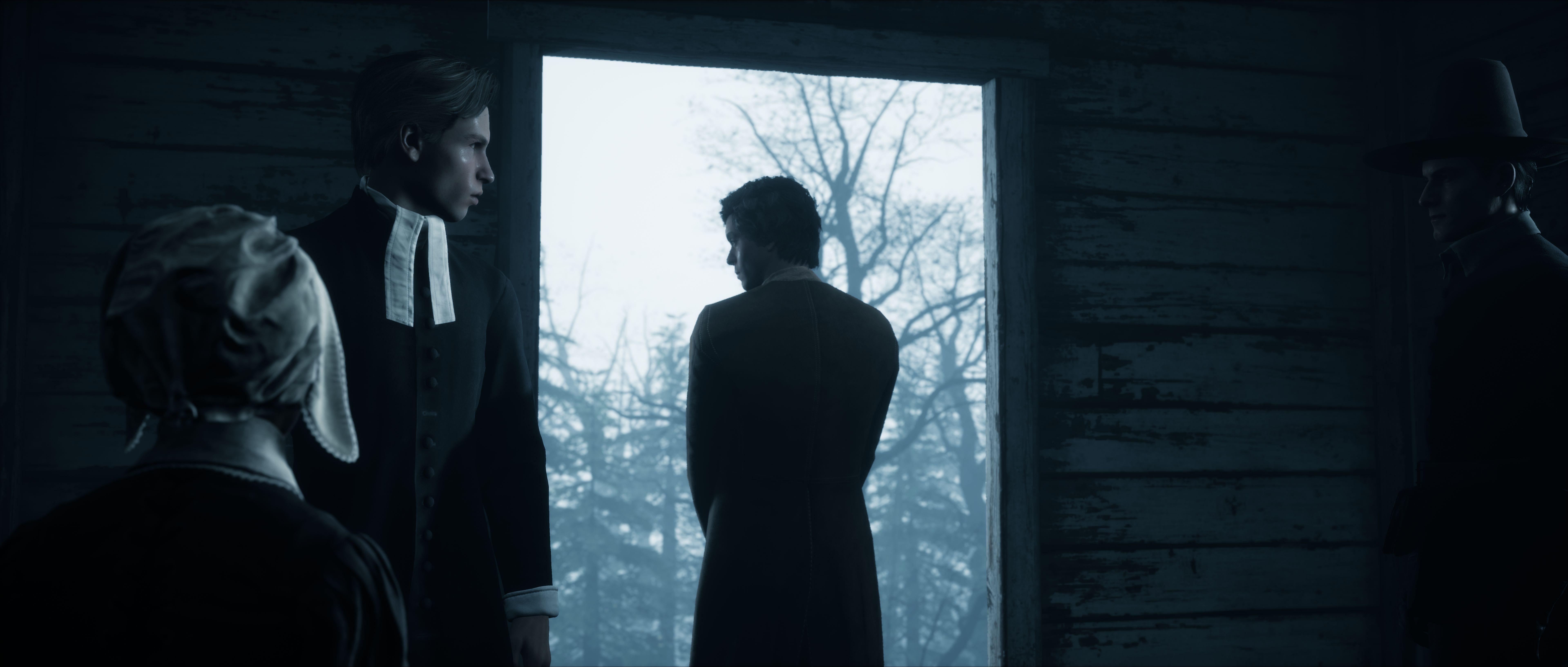 Синопсис и первые скриншоты The Dark Pictures: Little Hope