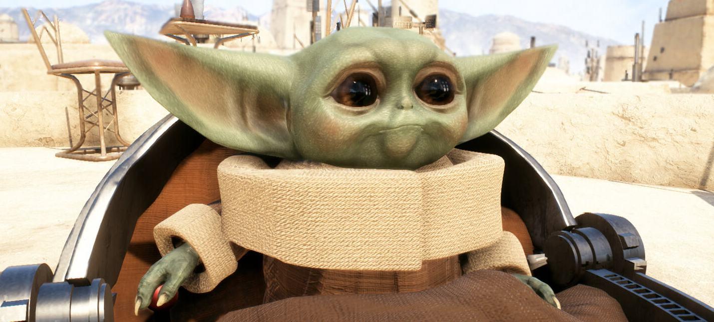 Теперь в Star Wars Battlefront 2 можно сыграть за малыша Йоду