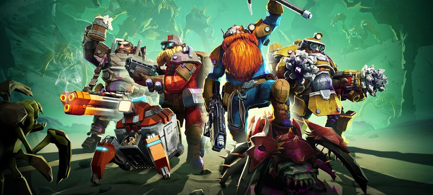 В Steam начали бесплатные выходные в трех популярных играх