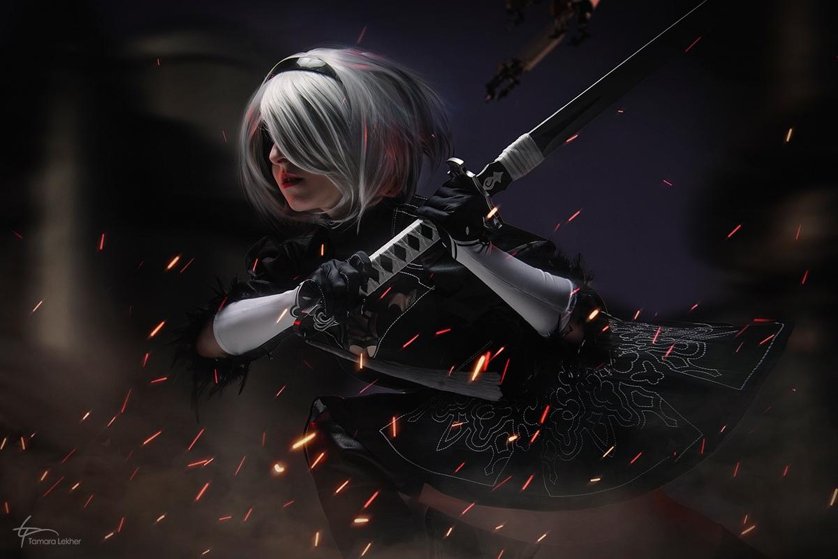 Пятничный косплей: NieR: Automata, Overwatch и Tomb Raider